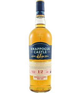 Knappogue Castle 12-year-old Barolo Cask Finish