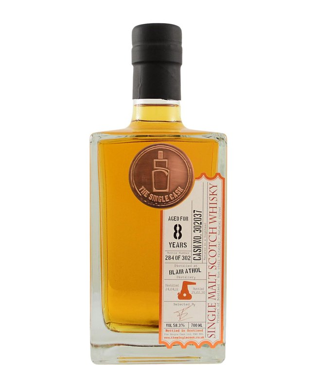 Blair Athol Blair Athol 2011 The Single Cask Ltd.