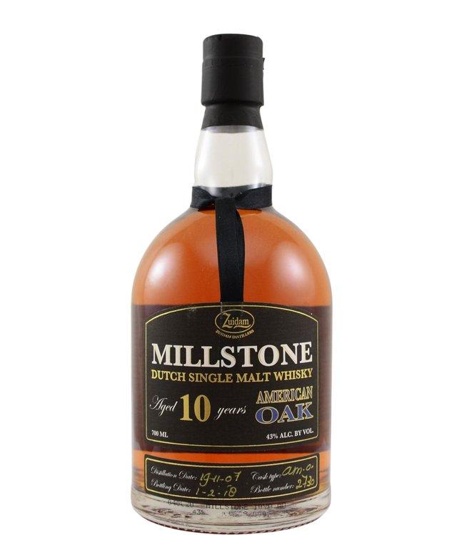 Millstone Millstone 2007 - American Oak