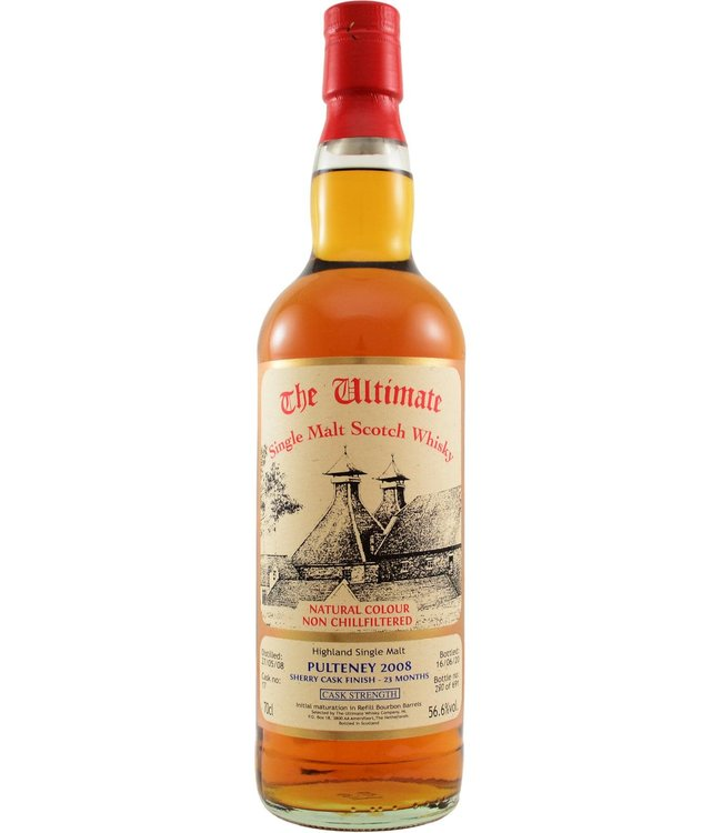 Old Pulteney Old Pulteney 2008 Ultimate - 56.6%