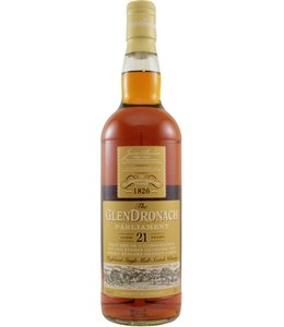 Glendronach 21-year-old Parliament bottled 2018