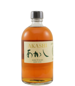 White Oak Akashi 03-year-old Sake Cask