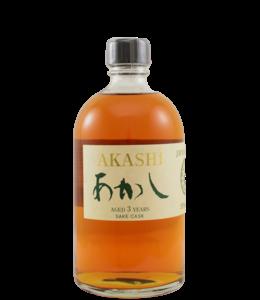 White Oak Akashi 03-year-old Sake Cask