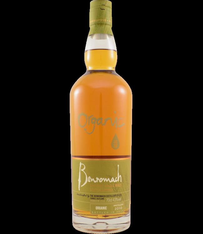 Benromach Benromach 2010 Organic