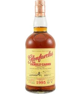 Glenfarclas 1995 - 51.6% The Family Casks