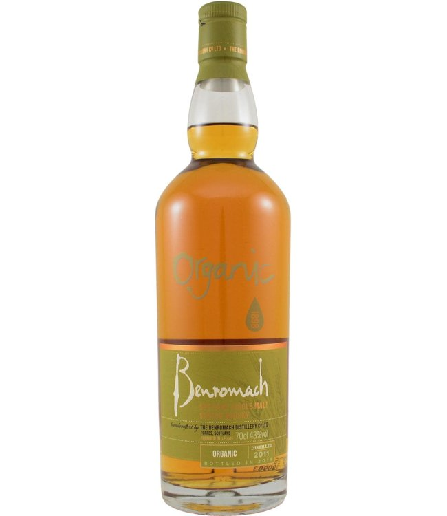Benromach Benromach 2011 Organic 2019