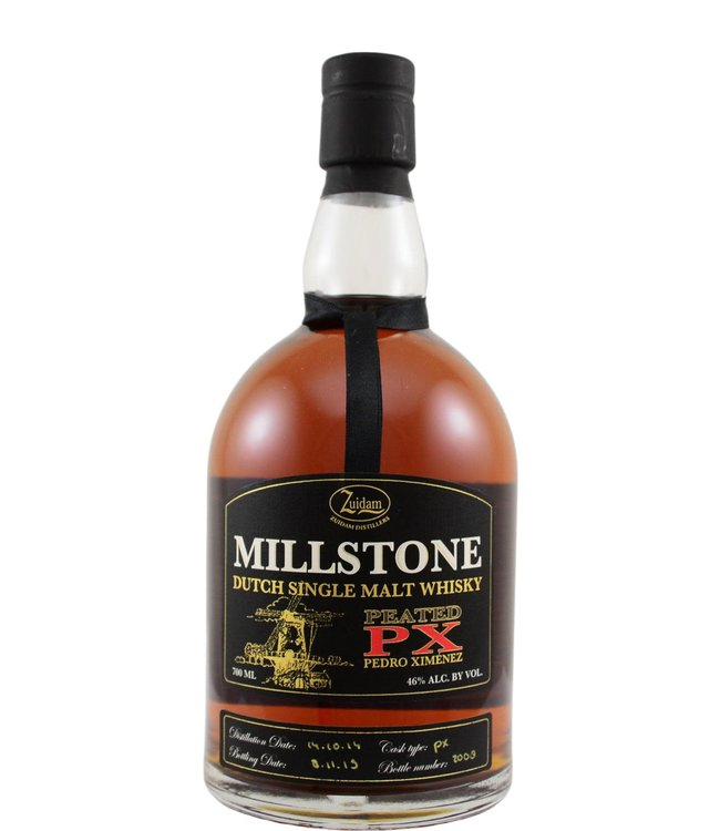 Millstone Millstone 2014 Peated PX