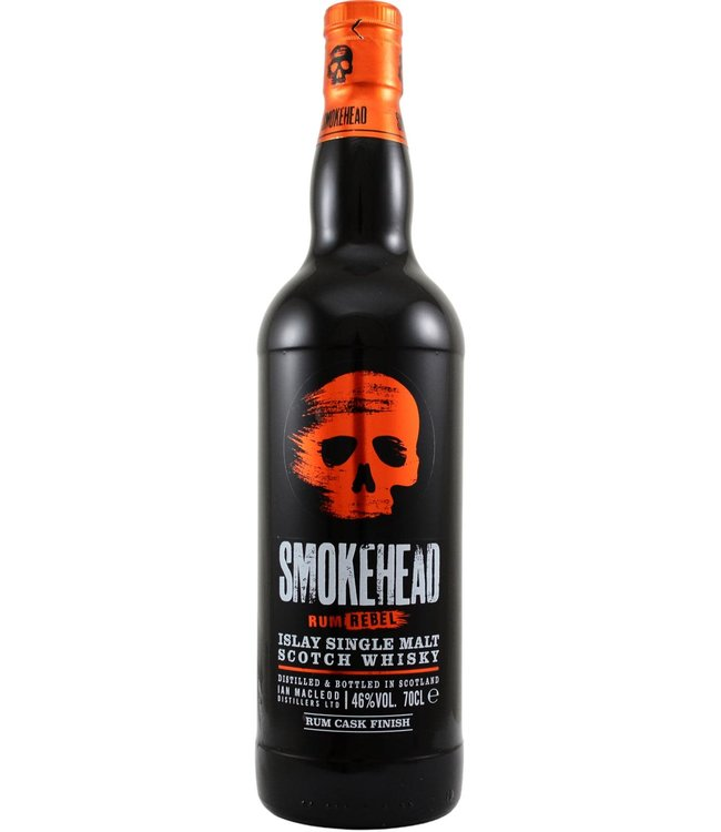 Smokehead Smokehead Rum Rebel Ian Macleod