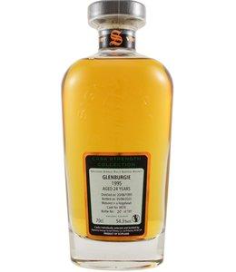 Glenburgie 1995 Signatory Vintage - 54.3%