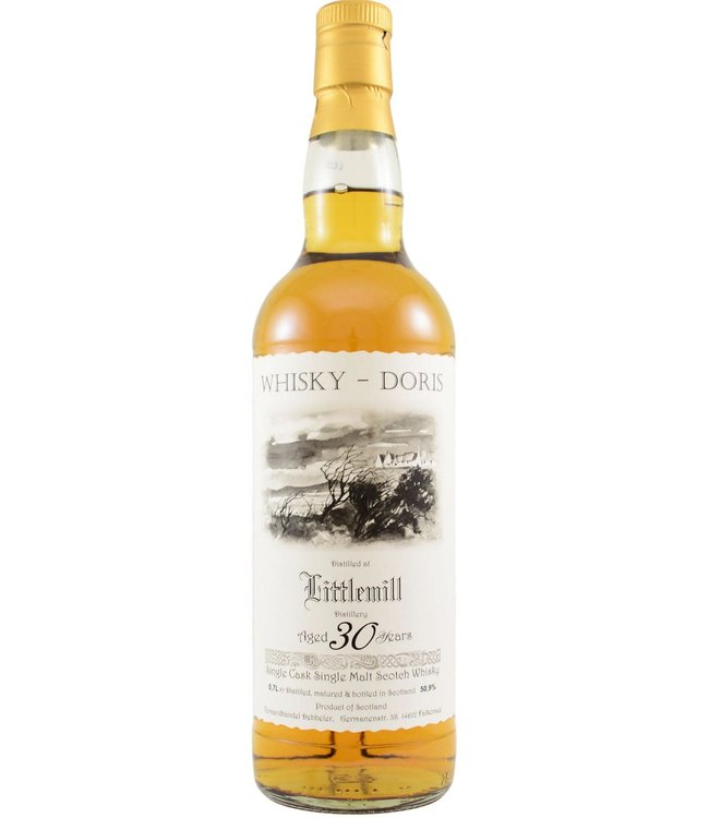 Littlemill Littlemill 1989 Whisky-Doris