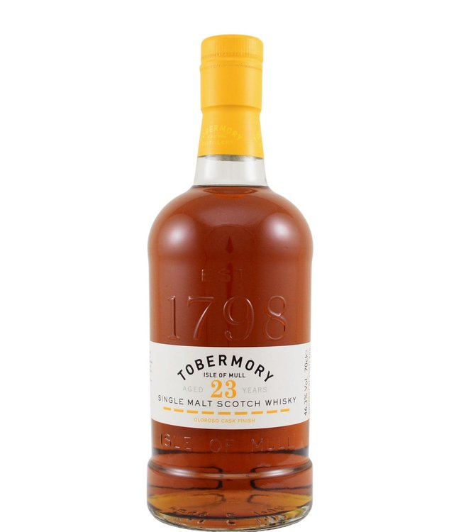 Tobermory Tobermory 23-year-old