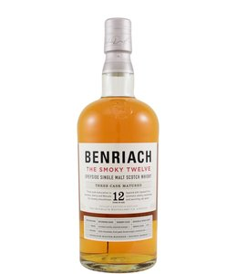 BenRiach 12-year-old The Smoky Twelve