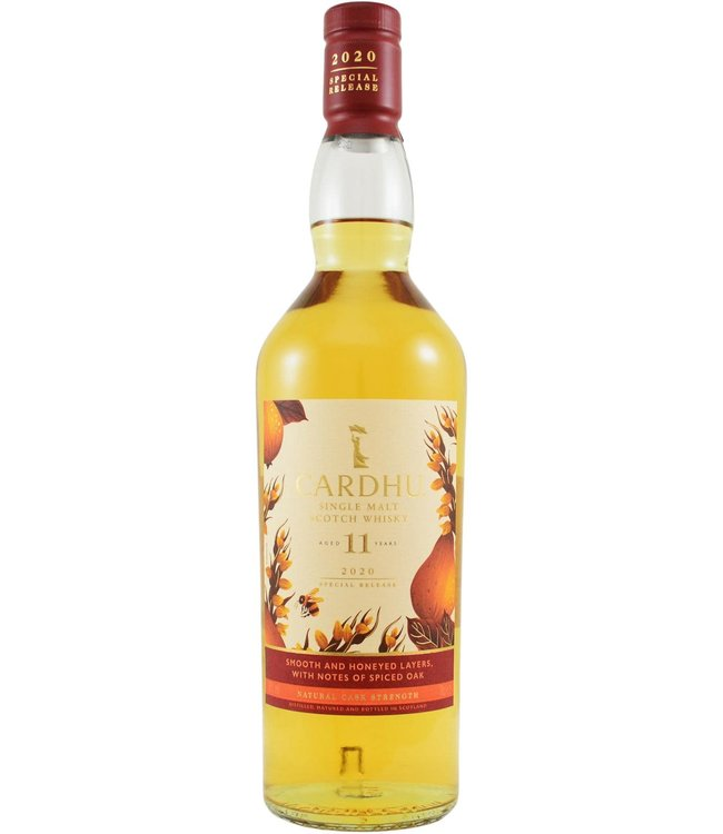 Cardhu Cardhu 11-year-old Special Releases 2020