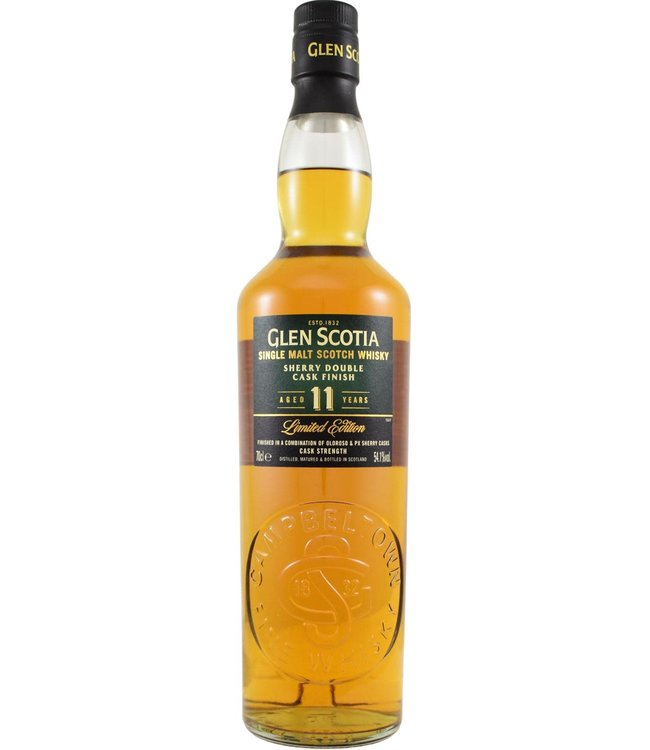 Glen Scotia Glen Scotia 11-year-old - Limited Edition