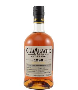Glenallachie 1990 - Batch 3 for Europe