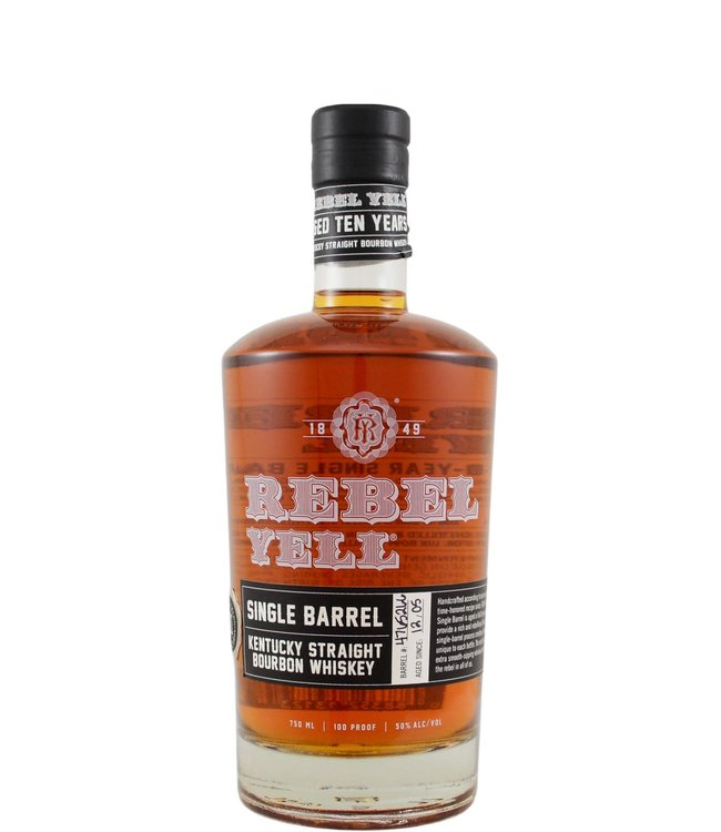 Rebel Yell Rebel Yell 2005 - 10-year-old