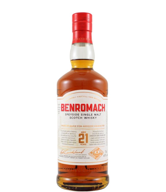 Benromach Benromach 21-year-old