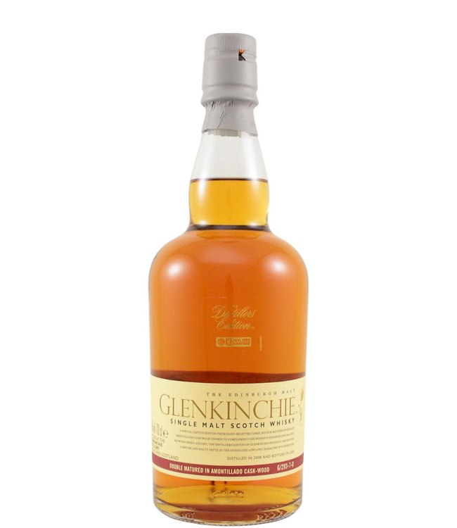 Glenkinchie Glenkinchie 2008 - 2020 Distillers Edition