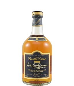 Dalwhinnie 2005 - 2020 Distillers Edition