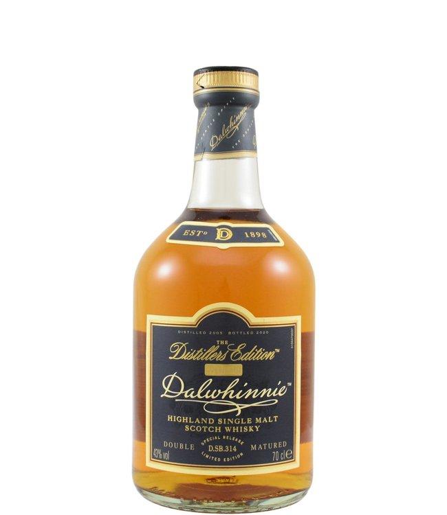 Dalwhinnie Dalwhinnie 2005 - 2020 Distillers Edition