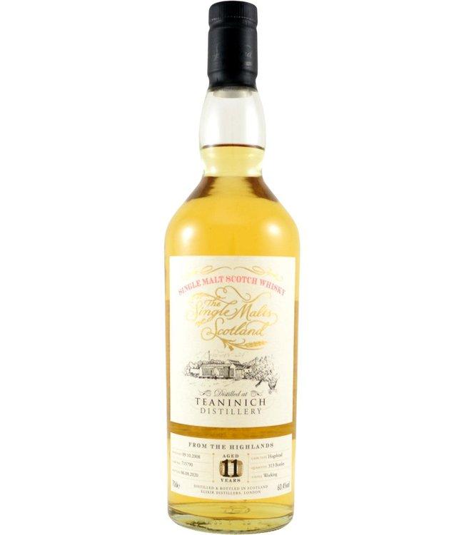 Teaninich Teaninich 2008 Elixir Distillers