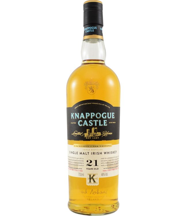 Knappoque Castle Knappogue Castle 21-year-old