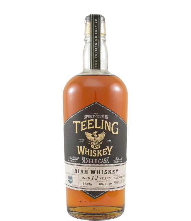 Teeling Teeling 2008 for Whiskybase - 1 bottle per person