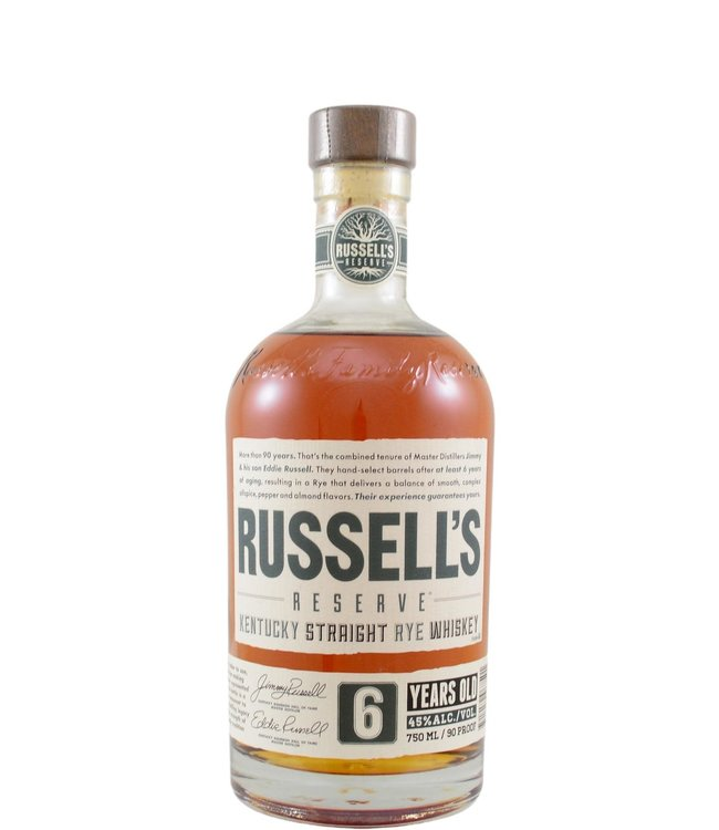 Russel's Reserve Russell's Reserve 06-year-old