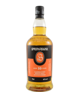 Springbank 10-year-old - 20/104