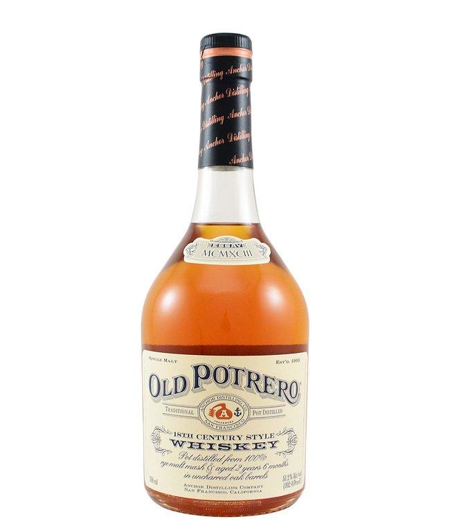 Old Potrero Old Potrero 02-year-old