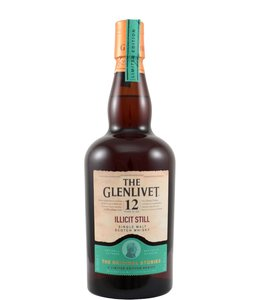Glenlivet 12-year-old - Illicit Still