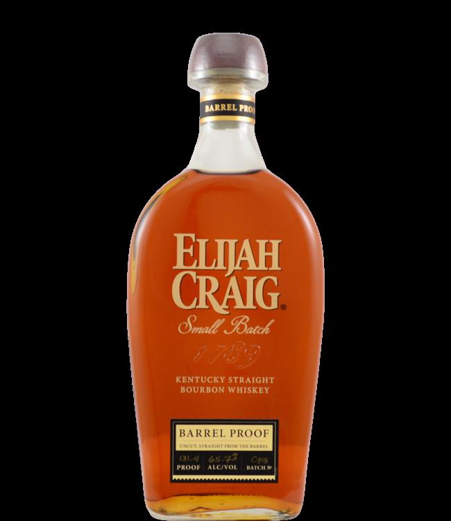 Elijah Craig Elijah Craig Barrel Proof - 65.7%
