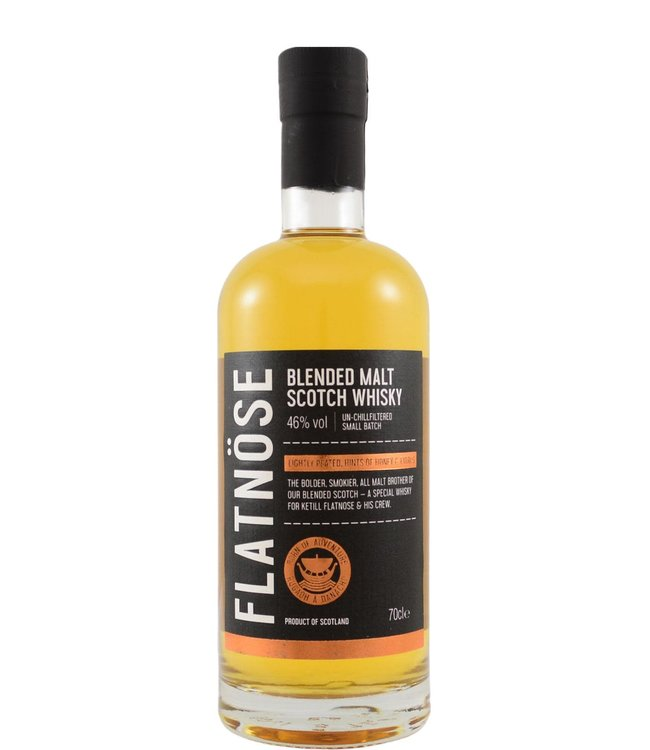 Flatnöse Flatnöse Blended Malt Scotch Whisky TIB The Islay Boys