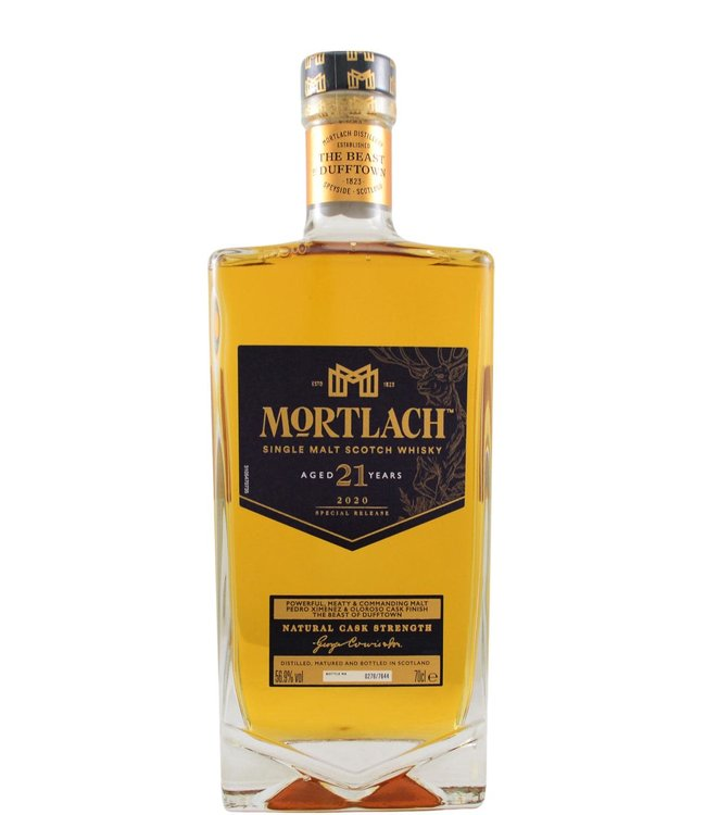 Mortlach Mortlach 21-year-old