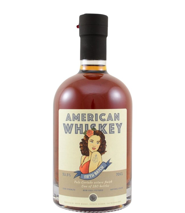 American Whiskey 5th Batch 3006 Whisky