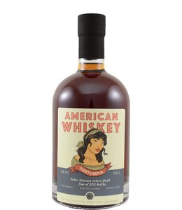 American Whiskey 4th Batch 3006 Whisky