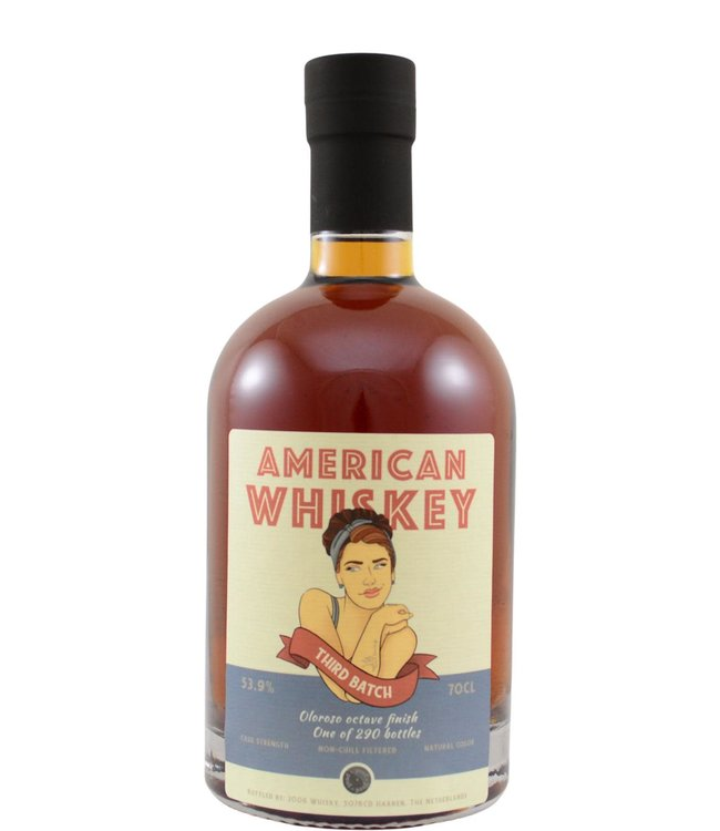 American Whiskey 3rd Batch 3006 Whisky