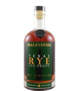 Balcones Texas Rye 100 Proof - 10019-1