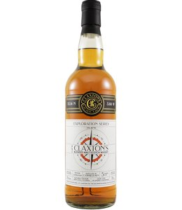 Campbeltown Blended Malt Scotch Whisky 2015 Claxton's