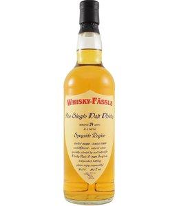 Speyside Region 1995 Whisky-Fässle