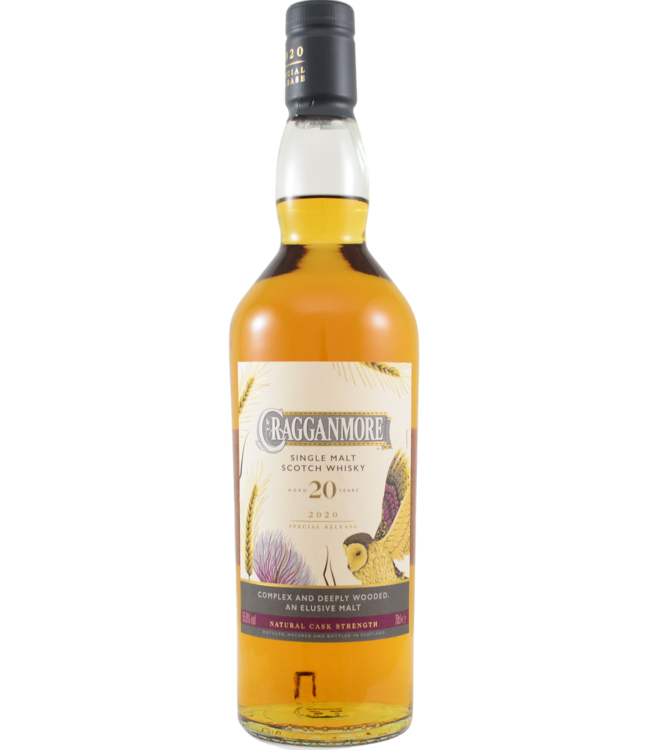 Cragganmore Cragganmore 20-year-old - Special Releases 2020
