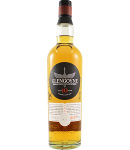 Glengoyne 10-year-old - New Label 2020