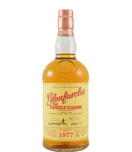 Glenfarclas 1977 - The Family Casks