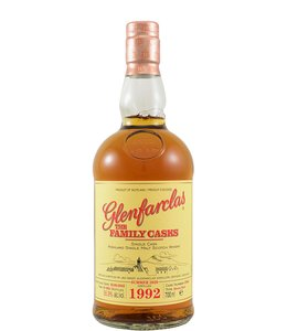 Glenfarclas 1992 - The Family Casks