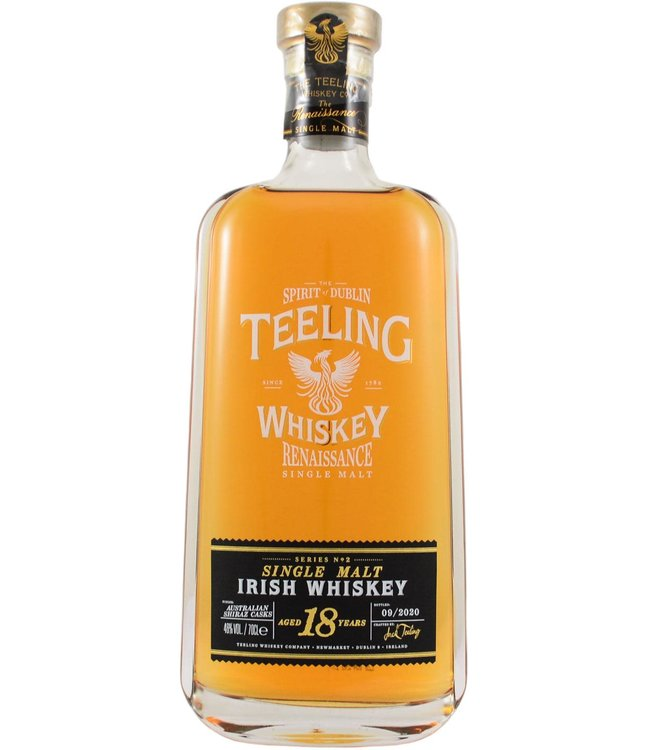Teeling Teeling 18-year-old The Renaissance series n°2