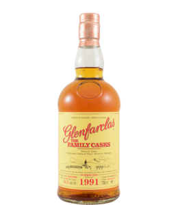 Glenfarclas 1991 - The Family Casks