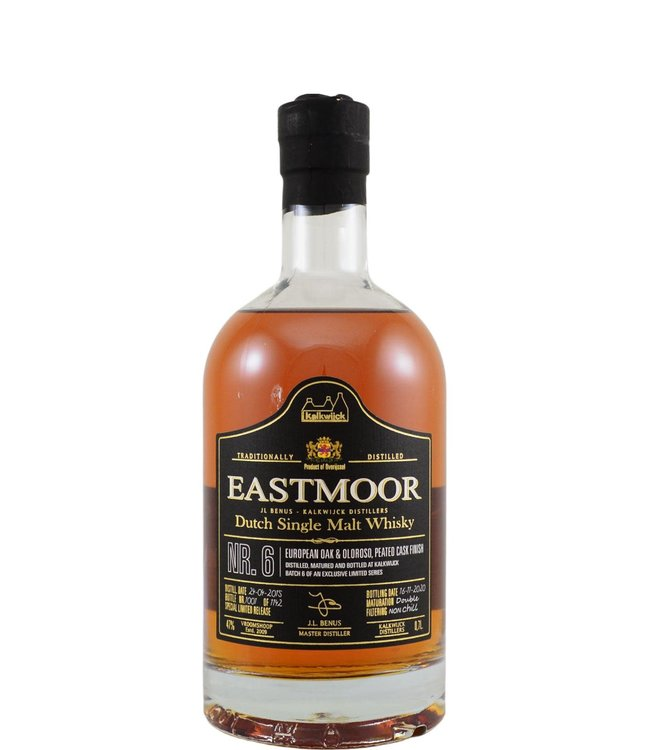 Eastmoor Eastmoor 2015 - Batch 6