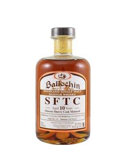 Ballechin 2009 SFTC Oloroso - 59.1%