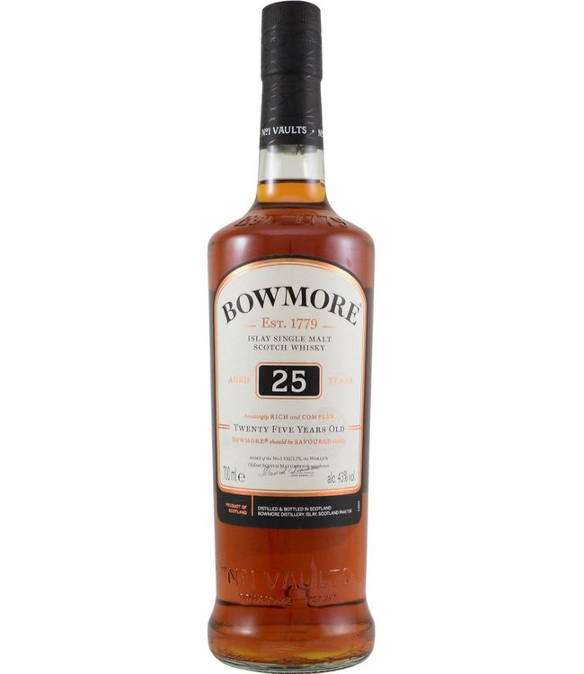 Bowmore Bowmore 25-year-old