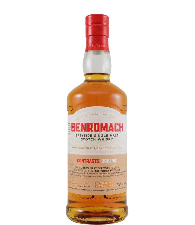 Benromach Benromach 2012 Organic